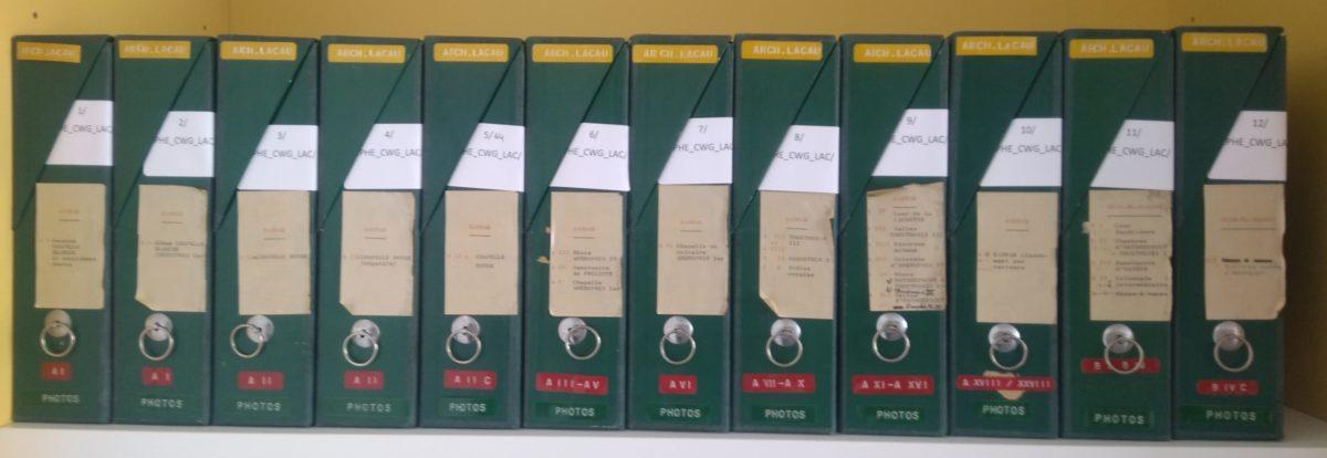 Présentation générale des archives du Centre Wladimir Golenischeff